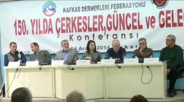 Conference on 150th Year of the Circassian Exile
