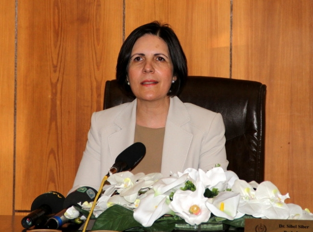 Sibel Siber Runs in North Cyprus Presidential Race